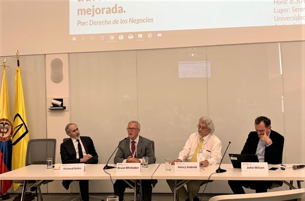 UNIDROIT and UNCITRAL host Conference in Cartagena