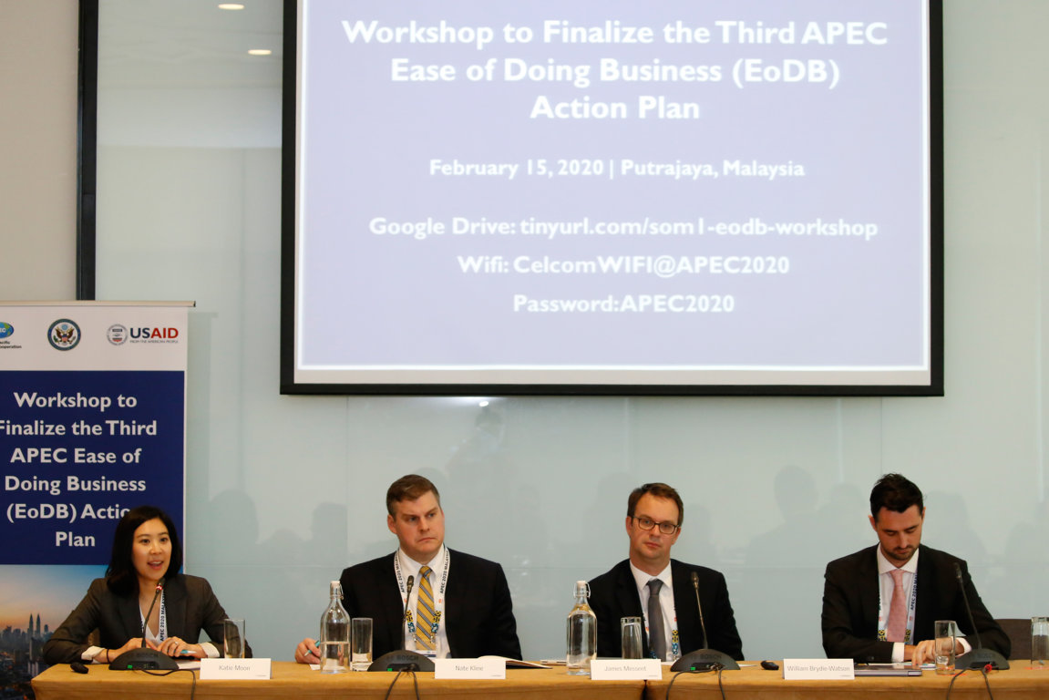 UNIDROIT promotes instruments that facilitate access to credit at APEC meetings in Malaysia