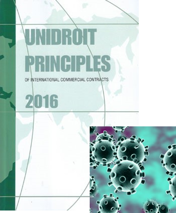 UNIDROIT RELEASES SECRETARIAT NOTE ON THE UNIDROIT PRINCIPLES OF INTERNATIONAL COMMERCIAL CONTRACTS AND COVID-19